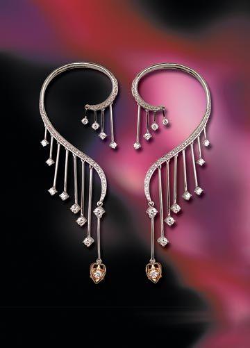 第四届中国珠宝首饰设计大赛作品欣赏