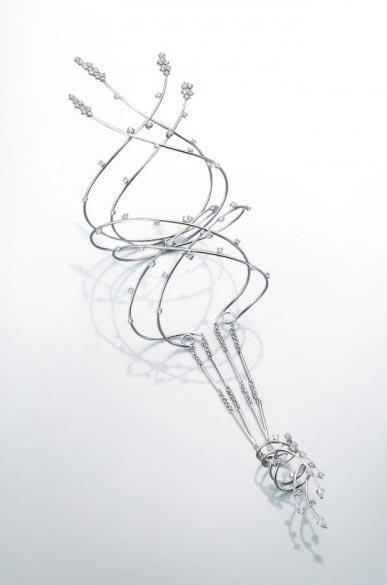 手镯设计图手稿素描