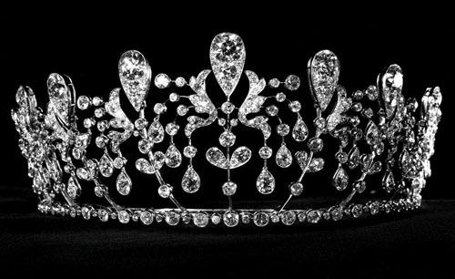 优雅华丽的贵族皇冠赏鉴高清图片
