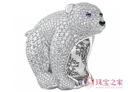 珠宝设计 艺术作品 > 正文  迪奥的高级珠宝糅合多种物料,创造迷人