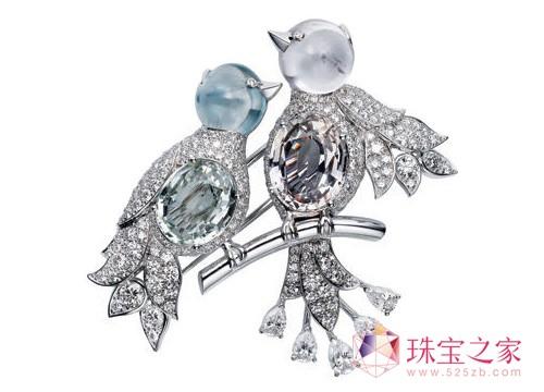 动物系列珠宝设计 比比谁更萌